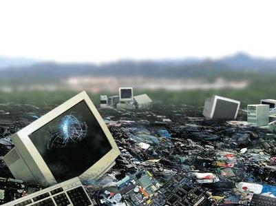 70 درصد زبالههای الکترونیکی جهان به چین میروند