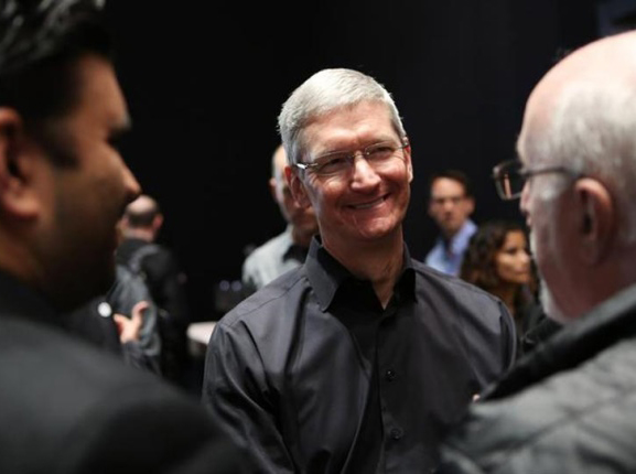 حقوق 4.25 میلیون دلاری مدیرعامل اپل برای سال 2013