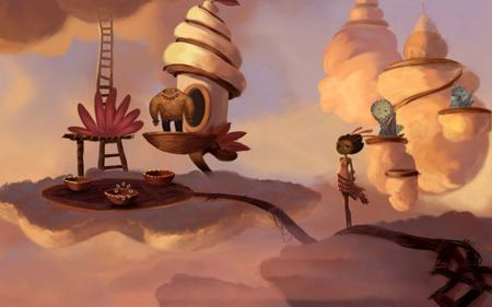گروه بازیهای ماجراجویی - نام بازی: Broken Age - شرکت تولید کننده: Double Fine - تاریخ عرضه: ژانویه 2014