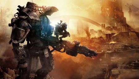 گروه بازیهای نقش اول تیرانداز - نام بازی: Titanfall - شرکت تولید کننده: Respawn Entertainment - تاریخ عرضه: مارس 2014