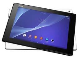 Sony با Xperia™ Z2 Tablet- نازکترین و سبکترین تبلت ضد آب در جهان