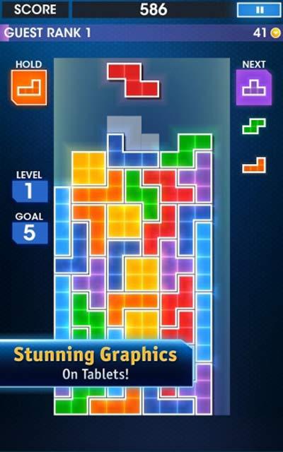 11. Tetris