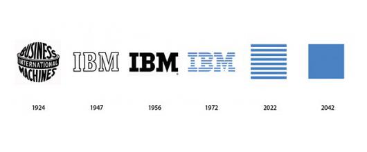 شرکت IBM از بزرگترین تولیدکنندگان نرمافزار و سختافزار در جهان که با نام Big Blue هم شناخته میشود