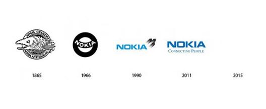 شرکت نوکیا از بزرگترین تولیدکنندگان تلفن همراه در جهان که سال 2013 به مایکروسافت فروخته شد و سال 2015 نام آن بهکلی حذف میشود