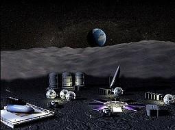استیفن هاوکینگ: انسان به زودی بر روی ماه زندگی خواهد کرد!