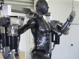 سرباز روبوتیک بریتانیا وارد خط مقدم میشود
