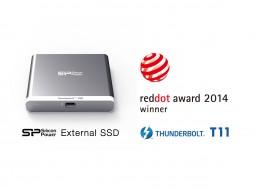 زیباترین و کوچکترین SSD دنیا