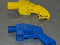 دستگیری مردی که با چاپگر سهبعدی اسلحه ساخت