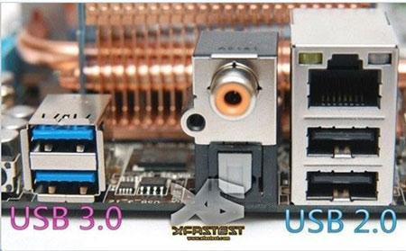 تفاوت USB 3.0 و USB 2.0