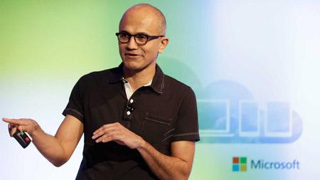 مایکروسافت متحول میشود microsofr 20nadella