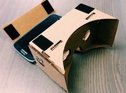 آموزش ساخت عینک واقعیت مجازی