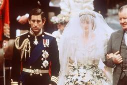 حراج اینترنتی کیک ازدواج پرنسس دایانا