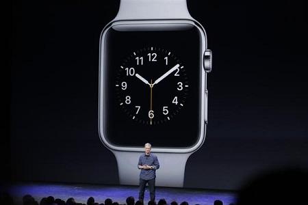 تیم کوک بهطور رسمی اعلام کرد که ساعت هوشمند اپل دارای چند مدل مختلف خواهد بود