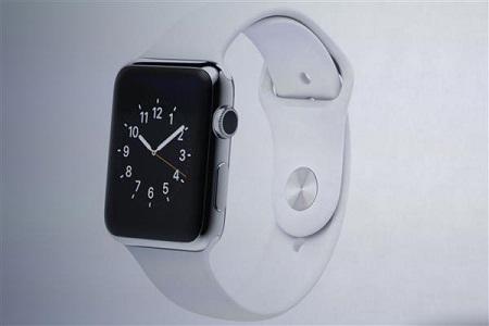 مدل بسیار ساده ولی جذاب بند آی واچ، تنها بخشی از تلاش طراحان این ساعت را نشان میدهد