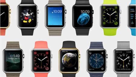 اپل نمایشگر این ساعت مچی را به صورت مربع تولید کرده است و همه امکانات در همین نمایشگر لمسی ارایه میشوند