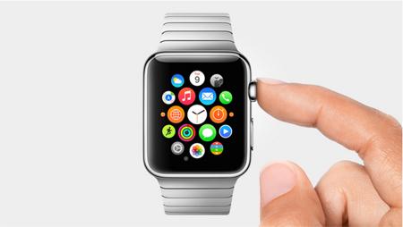طول و عرض نمایشگر لمسی این ساعت مچی هوشمند به ترتیب 38 و 42 میلیمتر است