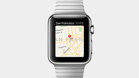 نمایشگر این ساعت مچی هوشمند همواره روشن نیست و قابلیت Glances در آن امکان جستوجوی صفحات را میدهد