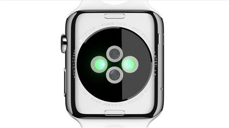 نمایشگر لمسی ساعت در مقابل فشار انگشتان شما حساس است و میتوانید قابلیتهای مختلفی را به آن اضافه کنید
