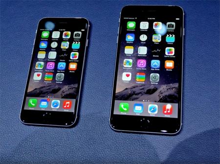این گوشی از نظر ظاهری کاملا شبیه مدل بزرگتر خود یعنی iPhone 6 Plus ساخته شده است