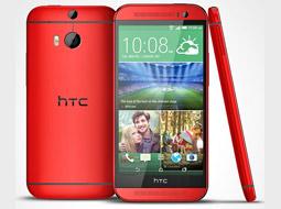 HTC One (M8) با بدنه تمامفلزی در رنگهای متنوع