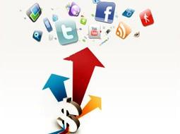 شبکههای اجتماعی؛ عامل رونق تجارت الکترونیک