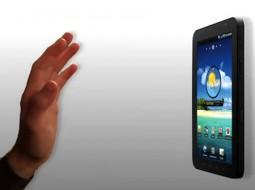 گوشیهای جدید به حرکات دست کاربر پاسخ میدهند