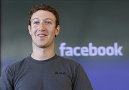 مدیر فیسبوک: کارم مهمتر از لباسهایم است
