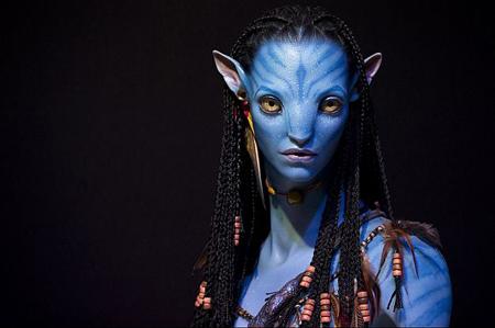 استدیو فیلمسازی Legacy Effects به کمک چاپگرهای سهبعدی مجسمههای بزرگ برای شخصیتهای فیلم Avatar تولید میکند