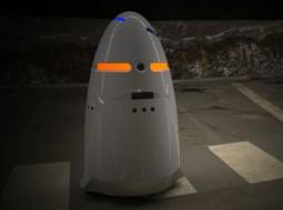 روبوت K5 جایگزین نیروی امنیتی شرکت مایکروسافت شد + عکس