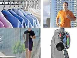 تحول در پوشاک با لباسهای هوشمند