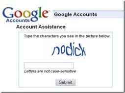 گوگل، کپچا را کنار می گذارد
