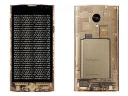 گوشی هوشمند فایرفاکسی با بدنه شفاف عرضه شد