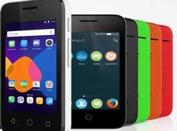 گوشیهای جدید PIXI آلکاتل با سه سیستمعامل مختلف