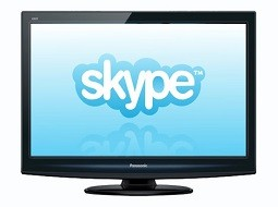 عرضه اسکایپ با قابلیت مکالمه گروهی با کیفیت 1080P در تلویزیونهای سامسونگ