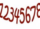 6- 1234567890