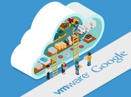 خدمات ابری گوگل و VMware ادغام شد