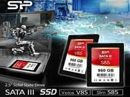 سیلیکون پاور از SSDهای جدید خود رونمایی کرد