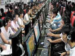 تعداد کاربران اینترنتی چین اعلام شد