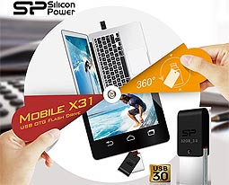 فلش اوتی جی Mobile X31: ابزاری ضروری برای هر موبایل اندروییدی