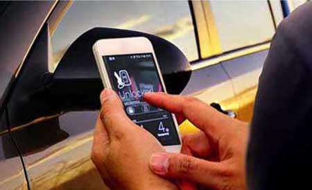 کلید مجازی: مبتنی بر فناوری بلوتوث کار میکند و به راننده امکان میدهد از طریق گوشی یا ساعت هوشمند درب اتومبیل را باز کند