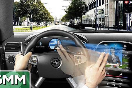 فورد و گوگل فناوری ویژهای ارایه کردند که به راننده امکان میدهد همه کارهای مورد نیاز را با حرکات دست انجام دهد