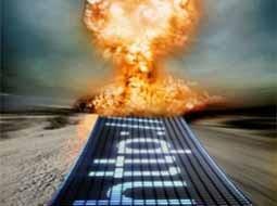 اینترنت در آستانه انفجار