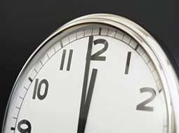 تغییر ساعت دنیا تا ده روز دیگر