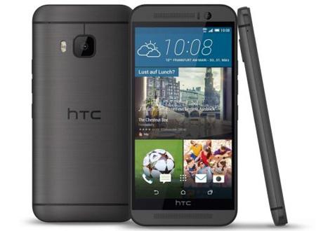 5- HTC One M9 - سیستم عامل:اندروید 5- سایز صفحه نمایش: 5 اینچ - حافظه داخلی: 3 GB- کارت حافظه: 32 GB-  دوربین: 20.7 MP - دوربین جلو: 4 MP