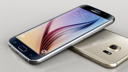 1- Samsung-Galaxy-S6 - سیستم عامل: اندروید 5- سایز صفحه نمایش: 5.1 اینچ - حافظه: 3 گیگابایت - کارت حافظه: 128 گیگابایت- دوربین: 16 MP - دوربین جلو: 5 MP