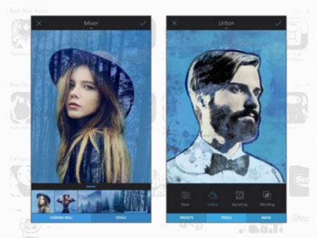 معرفی 15 اپلیکیشن برتر آی.او.اس اپل در سال 2015