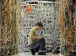 اجرای ۲۰پروژه برای توسعه شبکه مخابرات n00039135 b