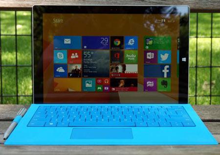 9- Microsoft Surface Pro 3؛ نمونهای درخشان از مجموعه سرفیس مایکروسافت!