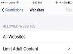 محدود کردن دسترسی کودکان به اینترنت n00039545 b