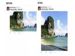 توئیتر از این پس به جای بریدن تصاویر آنها را کامل نمایش خواهد داد n00039681 b